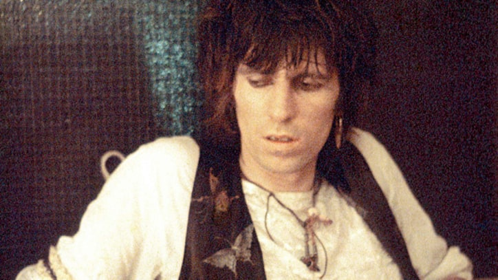 Keith Richards on the Making of