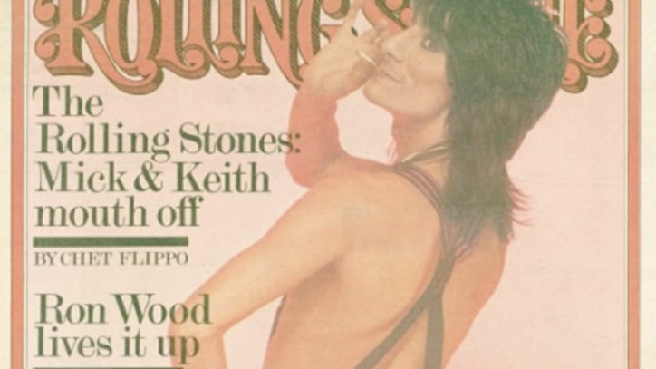 Ron Wood: Rolling Stones Are Born, Not Made