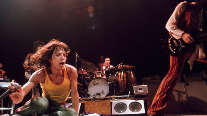 The Rolling Stones, Live in 1975: Back to a Shadow of a Night