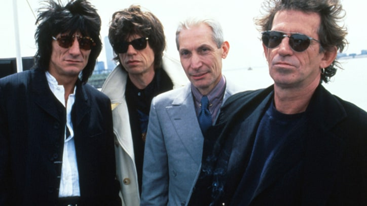 The Stones Target the War with New Single