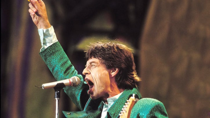 Mick Jagger: Third Time's a Charm?