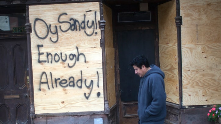Concert Business Grinds to a Halt in Hurricane Sandy's Wake