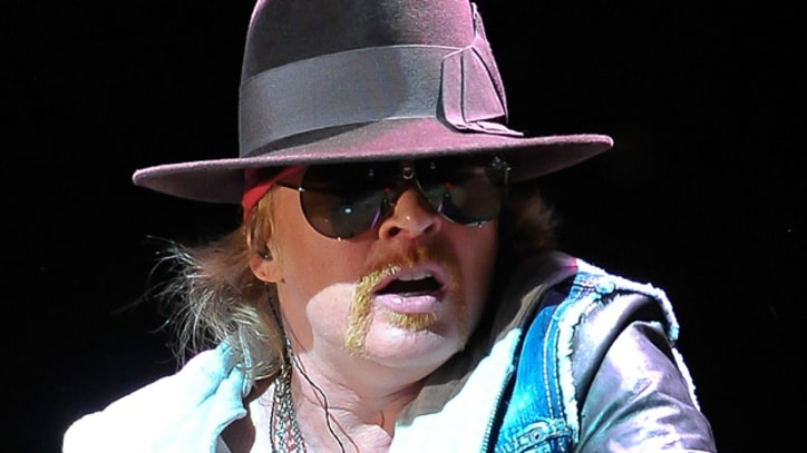 Axl Rose Promises New GnR Album 'Sooner' Than 'Chinese Democracy'