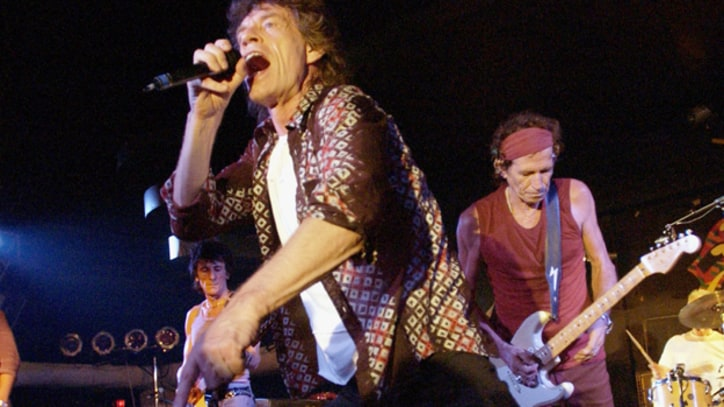 Rolling Stones Bowl Over Boston's Fleet Center