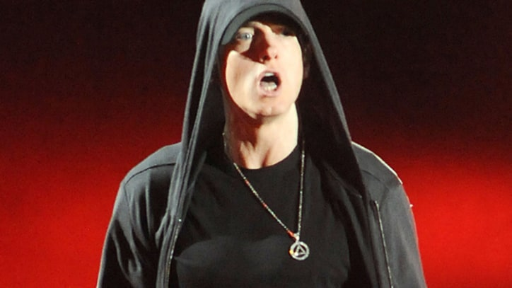 Eminem's Lawsuit Over Download Payments Settled