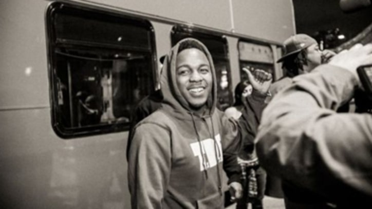 Kendrick Lamar Celebrates Compton Heroes On