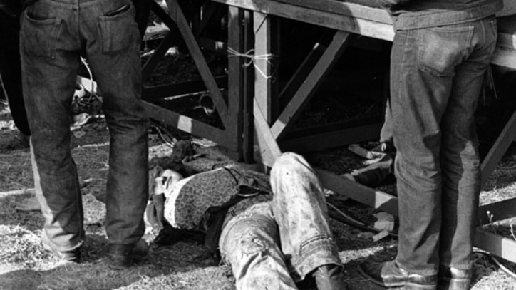 In the Aftermath of Altamont