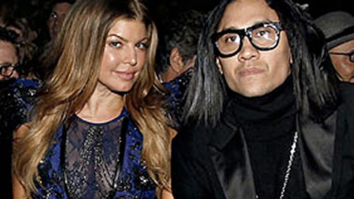 The Black Eyed Peas' Taboo Gives Parenting Advice to Fergie