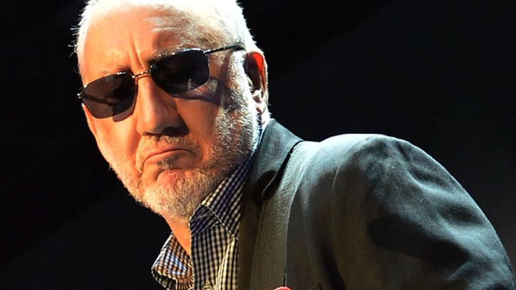 Pete Townshend Leaves During Encore at Who Tour Kickoff