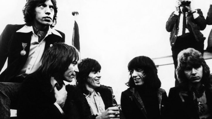 Stones Want to Give Proceeds From Altamont Movie to Charity