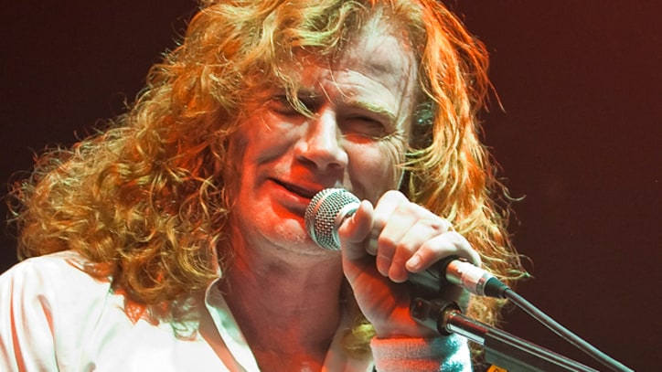 Dave Mustaine on His Controversial Politics: 'I Learned a Valuable Lesson'
