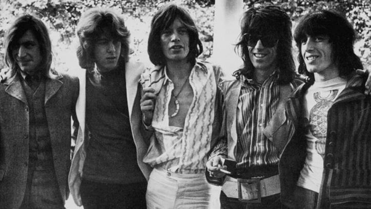 The Rolling Stones and the Gathering Madness