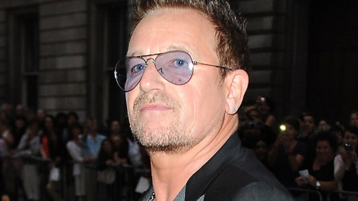Bono Crashes New York Piano Bar, Sings Standard