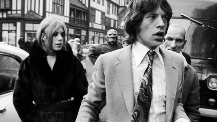 Do The Stones Use Drugs? 'Never'
