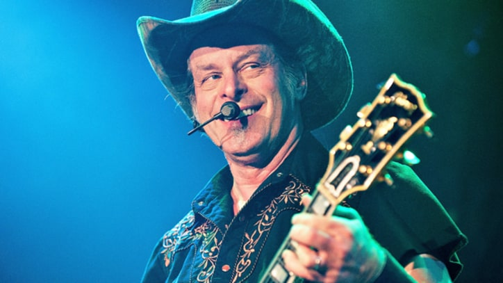 Ted Nugent Calls Obama Voters 'Pimps, Whores and Welfare Brats'