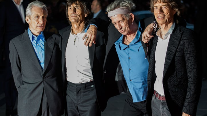The Stones' 50th Anniversary Tour Pushed Back to 2013