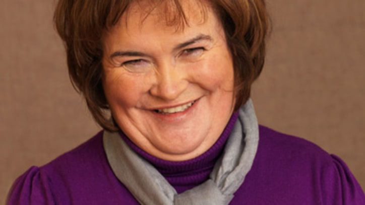 Susan Boyle Knocks Kanye Out of Top Spot