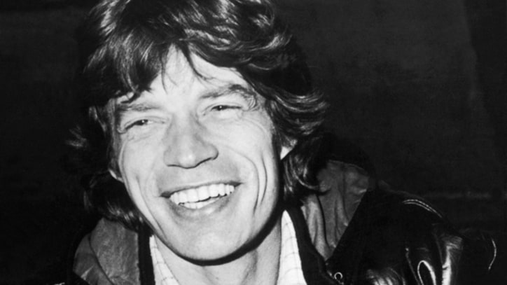 Ghosting the Story of Mick Jagger