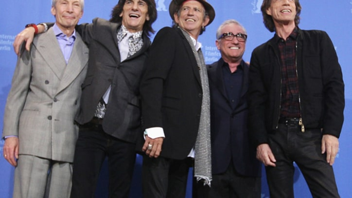 Martin Scorsese on Rolling Stones Doc 'Shine a Light': It's All About the Music