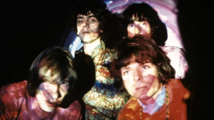 Rare Tape of 1967 Pink Floyd Concert Found