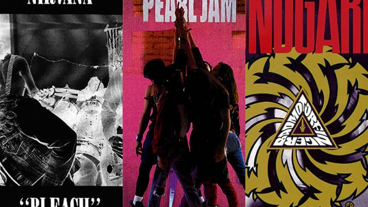 Weekend Rock Question: What Is the Best Grunge Album?