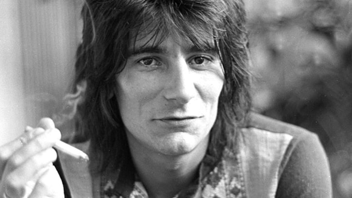 Ron Wood: Not Just Another Pretty Face