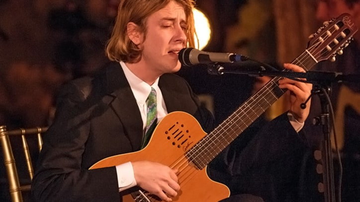Christopher Owens Debuts 'Lysandre' at First Solo Show
