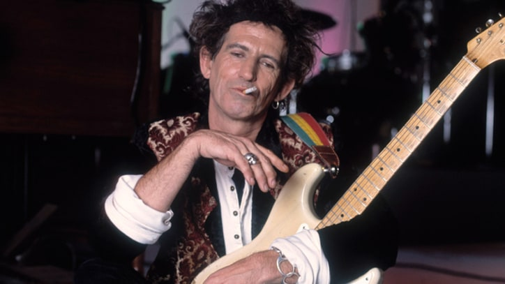 Keith Richards: Rock's Main Offender