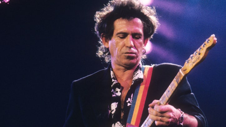 Keith Richards and the X-Pensive Winos Charge Through an Energetic Set in London
