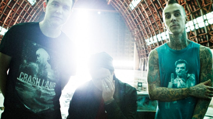 Blink-182 EP 'A Hundred Times Better' Than 'Neighborhoods,' Says Travis Barker