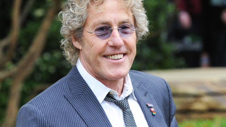 The Who's Roger Daltrey and Pete Townshend Rally for Teenage Cancer Trust in Washington, D.C.