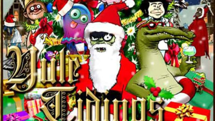 Gorillaz to Release Free iPad Recording Christmas Day