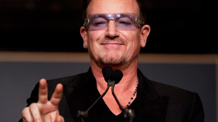 Bono Talks Obama, Activism and Poverty at Georgetown