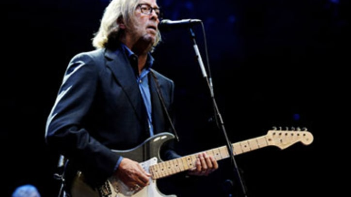 Eric Clapton to Sell 70 Guitars From His Collection