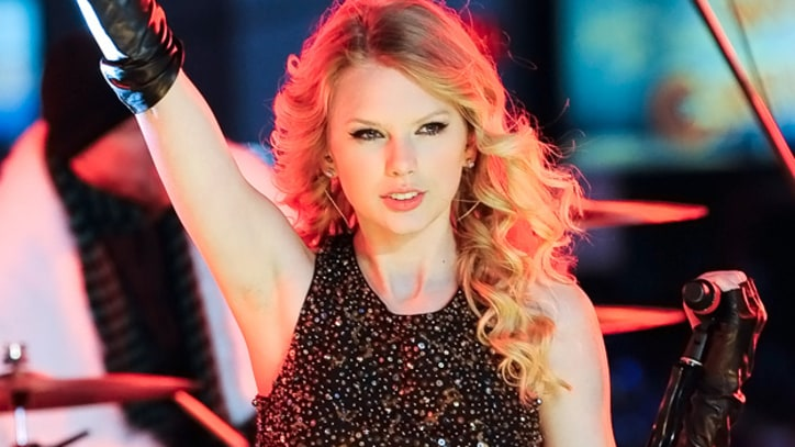 The Teen Queen of 2008: Taylor Swift