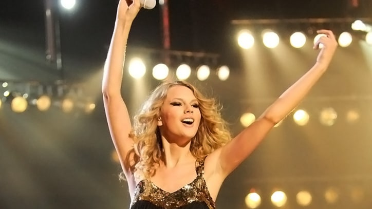 Taylor Swift Opens Up About Her Biggest Year Yet