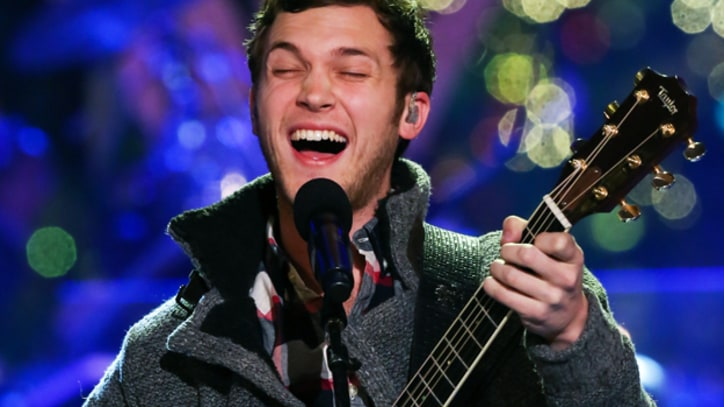 Phillip Phillips Calls His Own Shots on Debut Album