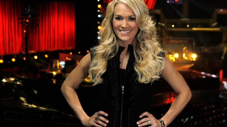 Carrie Underwood On 'Nashville': 'We're Not That Scandalous'