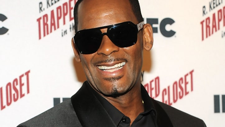 R. Kelly Working on Broadway Version of 'Trapped in the Closet'