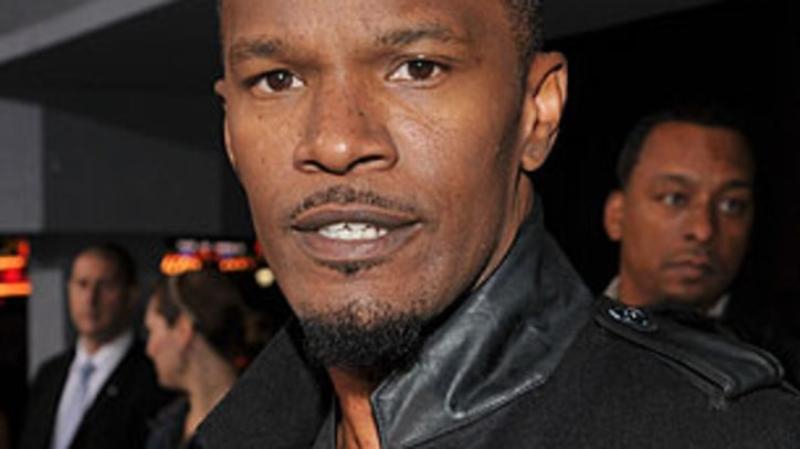 Video: Jamie Foxx Performs New Song With Drake