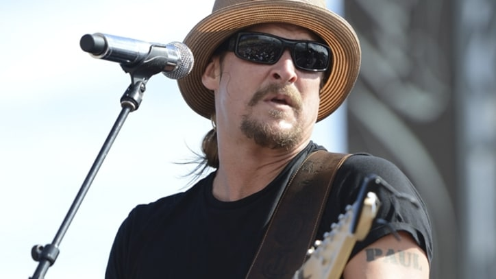 Kid Rock Plans to Re-Record 'Devil Without a Cause'