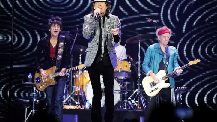 The Rolling Stones' 50th Anniversary Tour Blasts Off in London