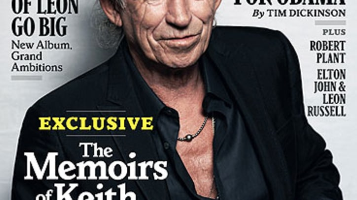 Keith Richards on His Remarkable New Memoir, 'Life'