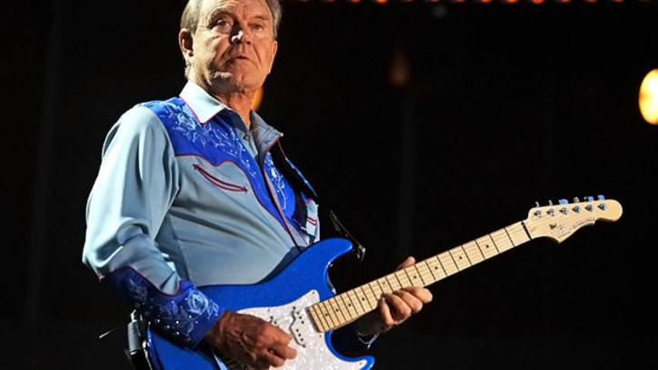 Glen Campbell May Add More Dates to Farewell Tour