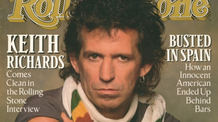 Keith Richards: A Stone Alone Comes Clean