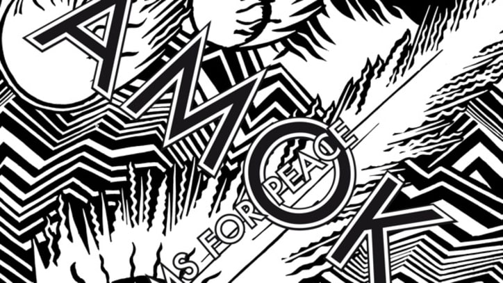 Thom Yorke's Atoms for Peace to Release Debut LP in February