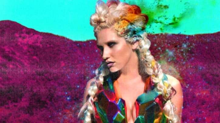 Ke$ha: Cold Cereal No More!