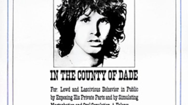 Jim Morrison's Indecency Arrest: Rolling Stone's Original Coverage