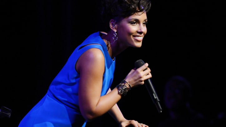 Alicia Keys Gala Raises $2.9 Million to Fight AIDS
