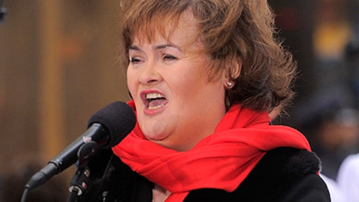 Susan Boyle, Katy Perry, 'Glee' Top Charts
